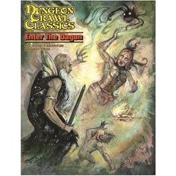 Picture of Dungeon Crawl Classics #95 Enter the Dragon
