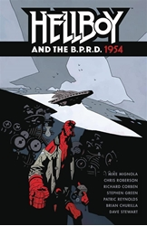 Picture of Hellboy and the BPRD 1954 SC