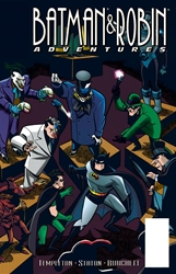 Picture of Batman and Robin Adventures Vol 02 SC
