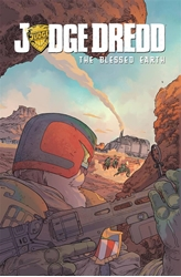 Picture of Judge Dredd Blessed Earth Vol 01 SC