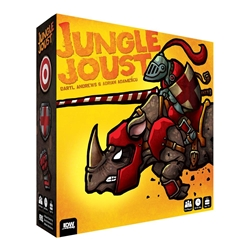 Picture of Jungle Joust Game