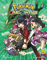Picture of Pokemon Omega Ruby and Alpha Sapphire Vol 05 SC
