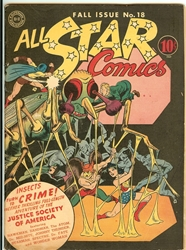 Picture of All Star Comics #18