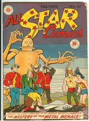 Picture of All Star Comics #26