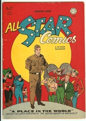 Picture of All Star Comics #27