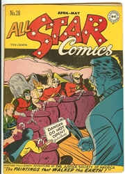 Picture of All Star Comics #28