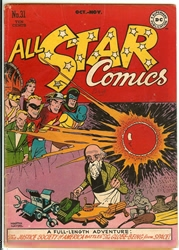 Picture of All Star Comics #31