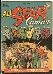 Picture of All Star Comics #32