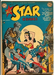 Picture of All Star Comics #46