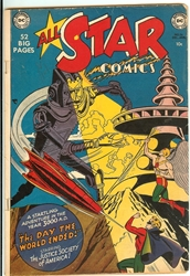 Picture of All Star Comics #56
