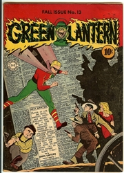 Picture of Green Lantern #13