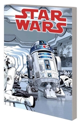 Picture of Star Wars (2015) Vol 06 SC Out Among the Stars