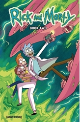 Picture of Rick and Morty HC Book 02