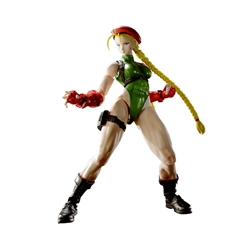 Picture of Street Fighter V Cammy s.h.Figuarts Action Figure