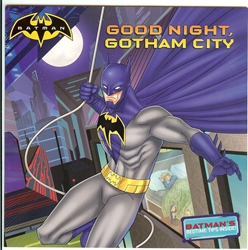 Picture of Batman Good Night Gotham City GN