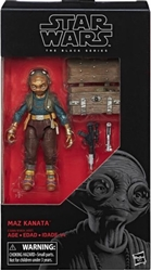 Picture of Star Wars Maz Kanata (Episode 8) #49 Black Series Figure