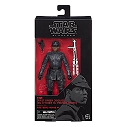 Picture of Star Wars Finn First Order Disguise (Episode 8) #51 Black Series Figure