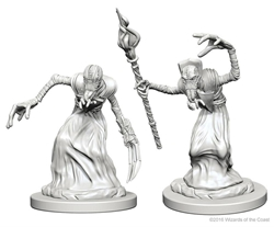 Picture of Dungeons and Dragons Nolzur's Marvellous Unpainted Mindflayer Miniatures