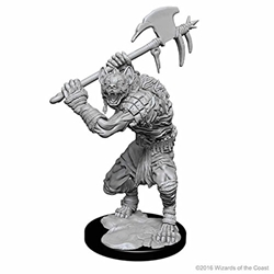 Picture of Dungeons and Dragons Nolzur's Marvellous Unpainted Gnoll Miniatures