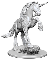 Picture of Dungeons and Dragons Nolzur's Marvellous Unpainted Unicorn Miniature