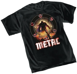 Picture of Dark Nights Metal Tour Men's Tee XX-LARGE