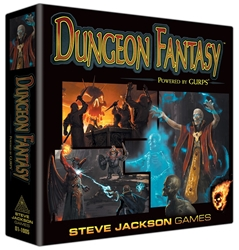 Picture of Dungeon Fantasy Roleplaying Game