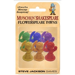 Picture of Munchkin Shakespeare Flowerspeare Pawns