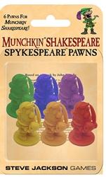 Picture of Munchkin Shakespeare Spykespeare Pawns