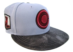 Picture of Cyborg Justice League Patch 9Fifty Snapback Cap