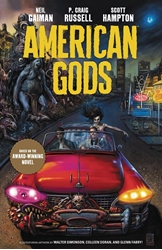 Picture of American Gods HC VOL 01 Shadows