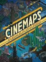 Picture of Cinemaps HC Atlas of 35 Great Movies