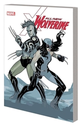 Picture of All-New Wolverine TP VOL 05 Orphans of X