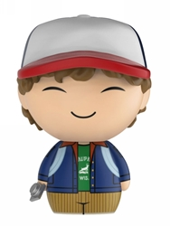 Picture of Dorbz Stranger Things Dustin Vinyl Figure
