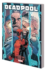 Picture of Deadpool Classic Vol 21 SC DvX