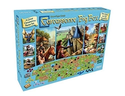 Picture of Carcassonne Big Box 2017 Board Game