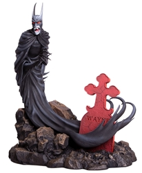 Picture of Batman Red Rain Mondo Statue