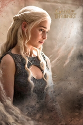 Picture of Game of Thrones Daenarys Poster