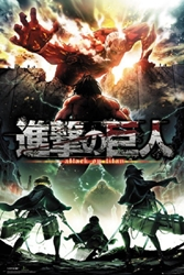 Picture of Attack on Titan Season 2 Poster