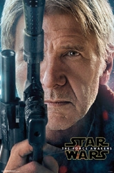 Picture of Star Wars Force Awakens Han Solo Poster