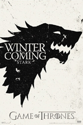 Picture of Game of Thrones Winter is Coming Poster
