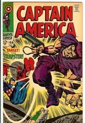 Picture of Captain America #108