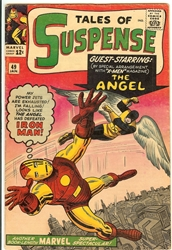 Picture of Tales of Suspense #49
