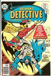 Picture of Detective Comics #466