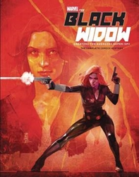 Picture of Black Widow Creating The Avenging Super-Spy HC