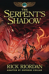 Picture of Kane Chronicles Vol 03 SC Serpent's Shadow