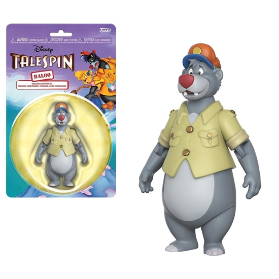 talespinbalooactionfigure