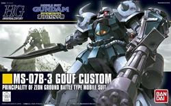 Picture of Gundam O8th MS Team Gouf Custom HGUC Model Kit