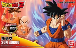 Picture of Dragon Ball Z Goku Figure-Rise Standard Model Kit