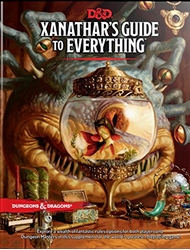 Picture of Dungeons and Dragons RPG Xanathar's Guide to Everything HC