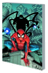 Picture of Amazing Spider-Man SC Novel VOL 03 Dr Octopus
